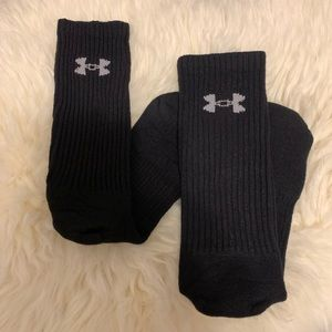 UNDER ARMOUR CHARGED 2.0 MENS CREW GYM SOCKS
